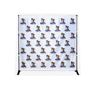 Backdrop Step and Repeat Banner Stand Frame (Frame Only)